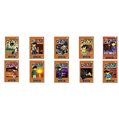 Combo Thám Tử Lừng Danh Conan Tập 71 - 80 (Bộ 10 cuốn)