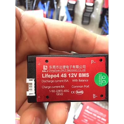Mạch bảo vệ pin lithium  LifePO4 4S 12V 15A 20A 30A 40A 50A 60A 80A 100A