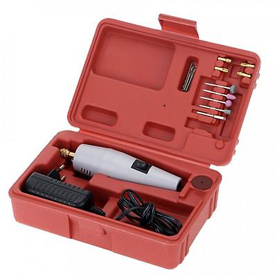 Bộ Máy khoan mài cắt cầm tay mini 10W P500-1 sửa chữa chi tiết nhỏ