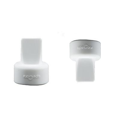 Combo 02 Van một chiều silicon dùng cho tất cả các dòng máy hút sữa spectra
