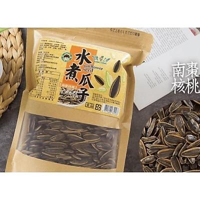 Hướng dương tẩm vị táo đen, hạch đào Shangqing Đài Loan 500g