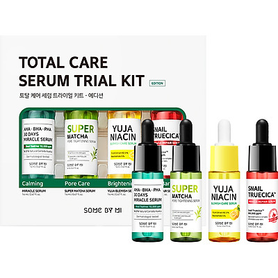 Bộ kit Some By Mi Total Care SerumTrial Kit-Edition