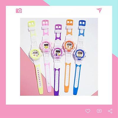 Đồng hồ trẻ em Time Clue điện tử thời trang siêu đẹp DH81 giá rẻ