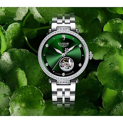 Đồng hồ nữ chính hãng KASSAW K888-3