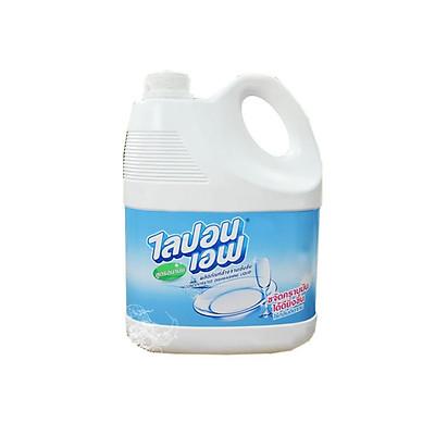 Nước rửa chén Lion 3.6l Thái Lan mùi  chanh thơm dễ chịu