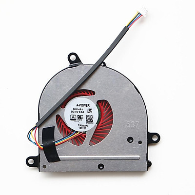 Laptop CPU COOLING FAN For MECHREVO S1 S1-01 / S1-02 / S1-03 CPU & GPU COOLING FAN / MSI PE42 PS42 MS-14B1 CPU Cooling Fan