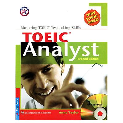 Toeic Analyst Second Edition (Sách + 3CDs) (Tái Bản)