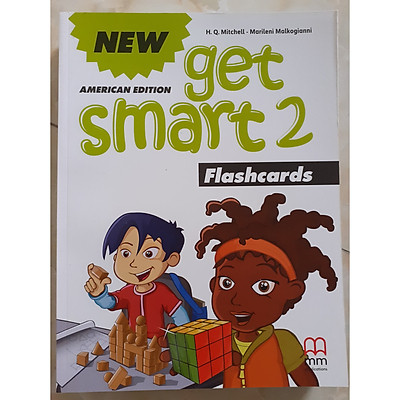 MM Publications: Sách học tiếng Anh - New Get Smart 2 Flashcards