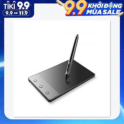 Huion H420 Professional Graphics Drawing Tablet with 3 Shortcut Keys 2048 Levels Pressure Sensitivity 4000LPI Pen