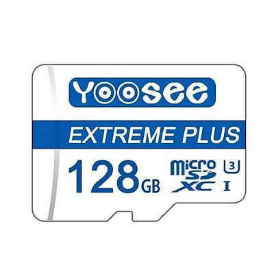 [Quay video 4K] Thẻ nhớ microSDXC Yoosee Extreme Plus 128GB - Hàng chính hãng