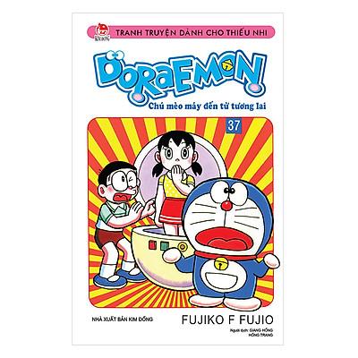 Doraemon - Chú Mèo Máy Đến Từ Tương Lai Tập 37 (Tái Bản 2019)