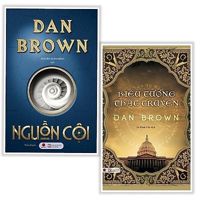 Combo Truyện Trinh Thám hấp dẫn: Nguồn Cội - Origin + Biểu Tượng Thất Truyền / Sách Hay Của Dan Brown