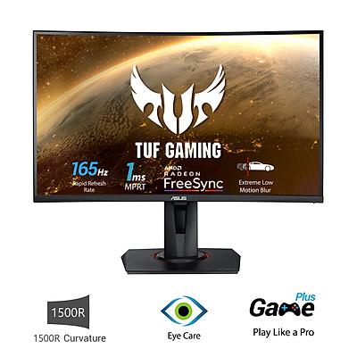 Màn hình Asus TUF VG27VQ Gaming - Hàng chính hãng