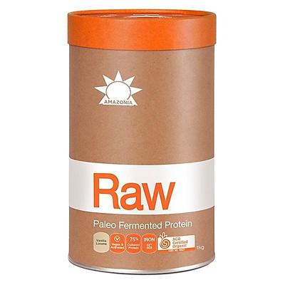 Amazonia RAW Fermented Paleo Protein Vanilla & Lucuma 1kg