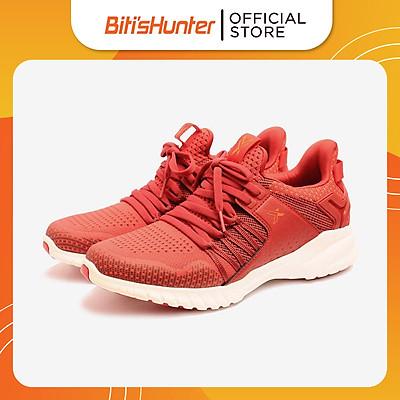 Giày Thể Thao Cao Cấp Nam Biti's Hunter X - Summer 2K19 ADVENTURE COLLECTION - Fired Red DSMH01100DOO (Đỏ)