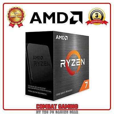Bộ Vi Xử Lý AMD Ryzen 7 5800X BOX  - Hàng Chính Hãng
