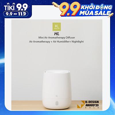 Máy Khuếch Tán Tinh Dầu Kiêm Đèn Ngủ Mini USB Xiaomi HL (120ml)