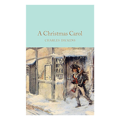 Macmillan Collector's Library: A Christmas Carol (Hardback)