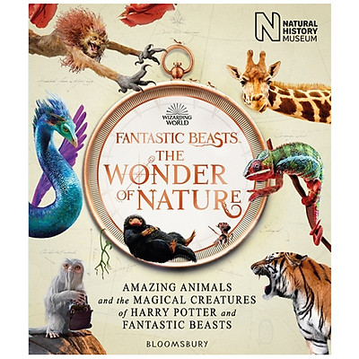 Fantastic Beasts: The Wonder of Nature (Amazing Animals and the Magical Creatures of Harry Potter and Fantastic Beasts) (Paperback)