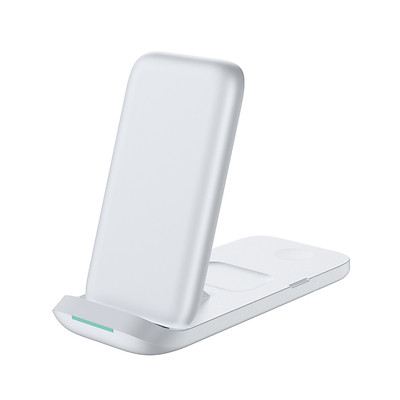 3 in 1 Wireless Charger Qi Wireless Charging Stand Foldable Wireless Charging Pad Replacement for Apple Watch Airpods