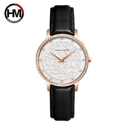 Đồng hồ nữ Hannah Martin HM-1073 thời trang cá tính sang trọng HM-1073