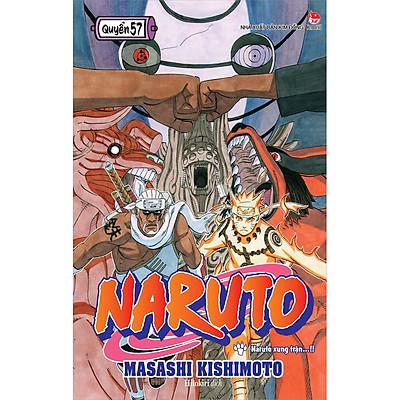 Naruto Tập 57: Naruto Xung Trận…!!