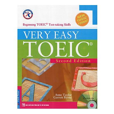 Very Easy Toeic (Kèm 2 CD) - Tái Bản