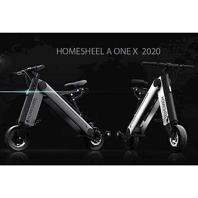 Xe điện thể thao Homesheel AONE X Phiên bản 2020_ màu xám_hàng chính hãng