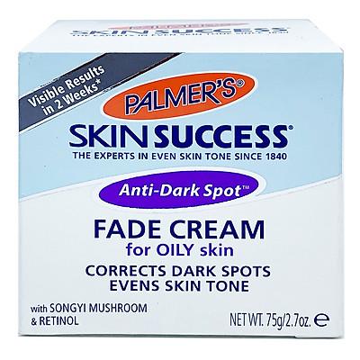 Kem Dưỡng Trắng Sáng Da Ban Ngày, Mờ Thâm Nám – Tàn Nhang Palmer'S Skin Successanti Dark Spot Fade Cream For Oily Skin (75g)
