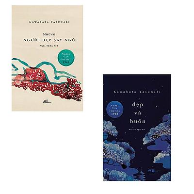 Bộ 2 cuốn tiểu thuyết đạt giải Nobel văn chương của văn học Nhật Bản: Những Người Đẹp Say Ngủ - Đẹp Và Buồn