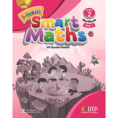 i-Learn Smart Maths Grade 2 Workbook Part 1