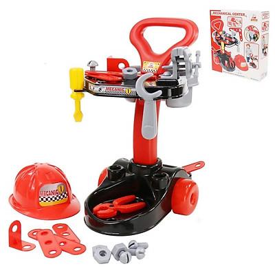 Bộ đồ chơi trung tâm cơ khí - Palau Toys