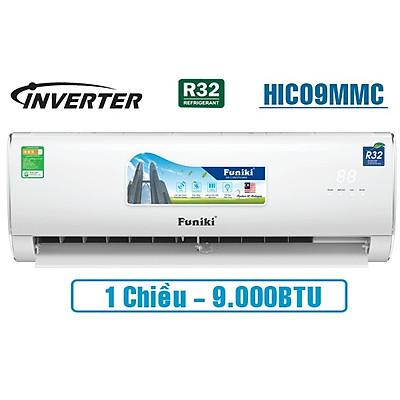 Điều hòa Funiki Inverter 9000 1 chiều HIC09MMC - Hàng chính hãng (Chỉ giao HN)