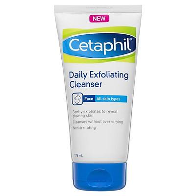 Cetaphil Daily Exfoliating Cleanser 178ml