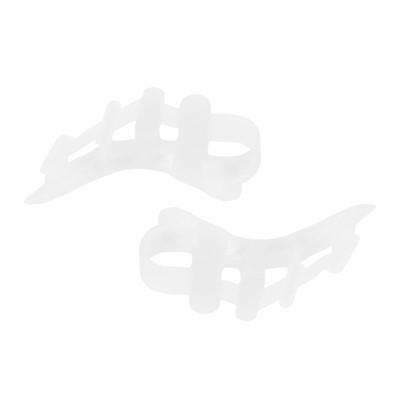 Phụ Kiện Kẹp Tách Ngón Chân Sillicone Làm Móng (1 Cặp)
