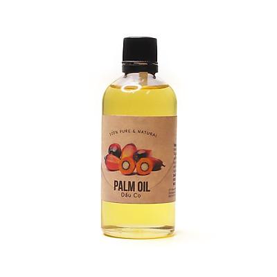Dầu cọ nguyên chất - Palm Oil - Zozomoon (100ml)