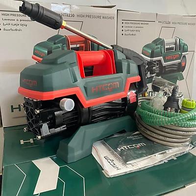 Máy rửa xe cao áp 2400W HTCOM HT8230- Hàng chính hãng