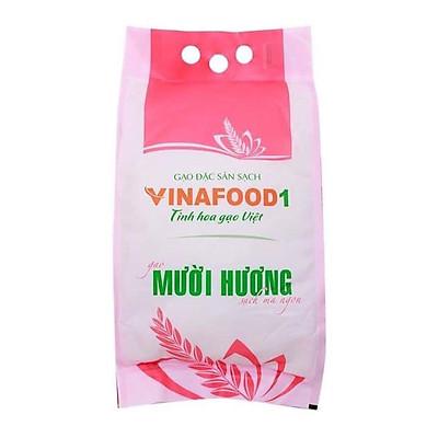 Gạo Mười Hương Vinafood bao 3,5kg