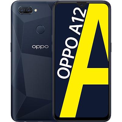 Điện Thoại Oppo A12 (3GB/32GB) - Hàng Chính Hãng
