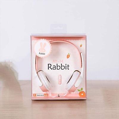 Tai nghe chụp tai HÀN QUỐC Rabbit Ear AY-14 mẫu mới 2019 ÂM THANH CỰC CHẤT