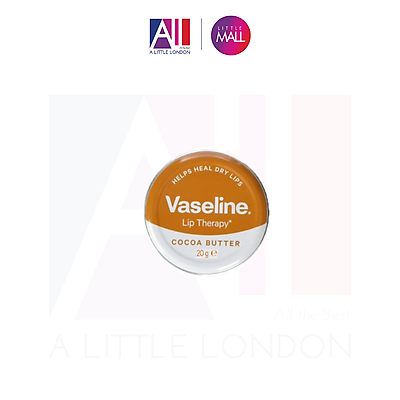 Dưỡng môi Vaseline Lip Therapy - Cocoa Butter 20g