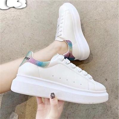 ( Hàng Loại 1) Giày Thể Thao MCQ Gót Nhiều Màu Phản Quang và không Phản Quang (Fullbox)