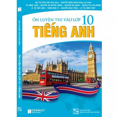 Ôn Luyện Thi Vào 10 Môn Tiếng Anh (2018)