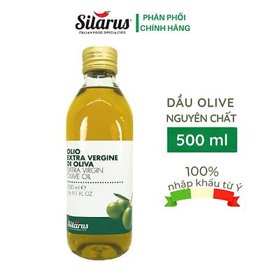 Dầu Olive Nguyên Chất 500ml (Extra Virgin Olive Oil)