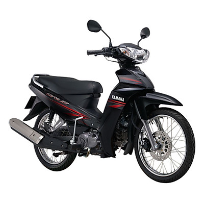 Xe Máy Yamaha Sirius Phanh Đĩa - Đen