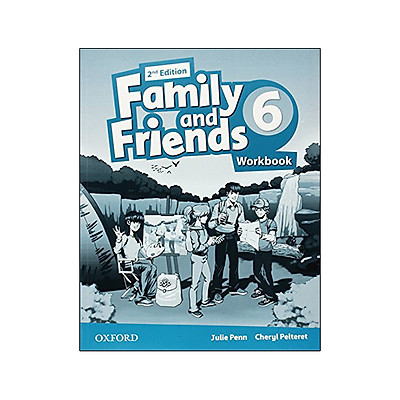 Family and Friends: Level 6: Workbook