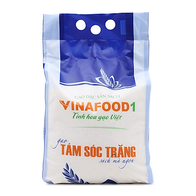 Gạo Tám Sóc Trăng bao 3,5kg