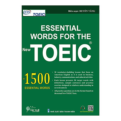 Essential Words For The New Toeic