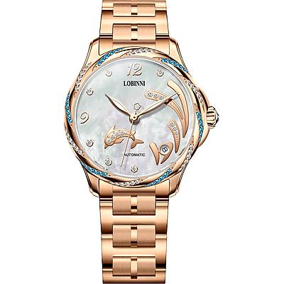 Đồng hồ nữ chính hãng LOBINNI L2060-3
