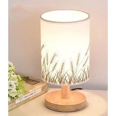 Đèn ngủ - đèn bàn trang trí phòng ngủ sử dụng bóng led tiết kiệm điện 0810